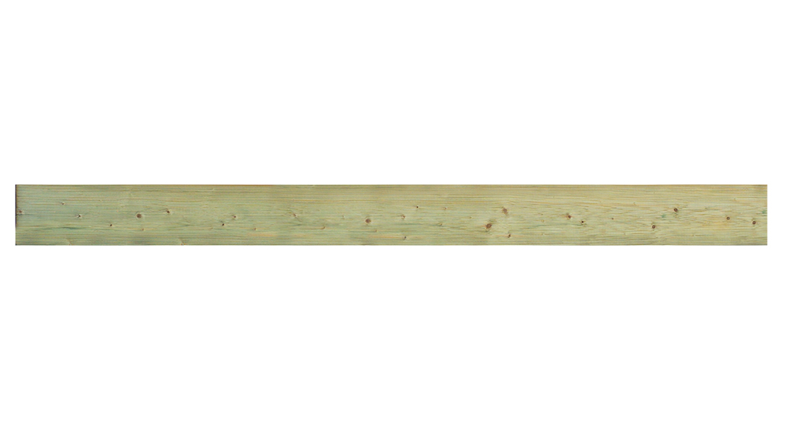 A timber gravel board designed for use with the Elite and decorative range of fencing. Pressure treated for protection against wood rot.