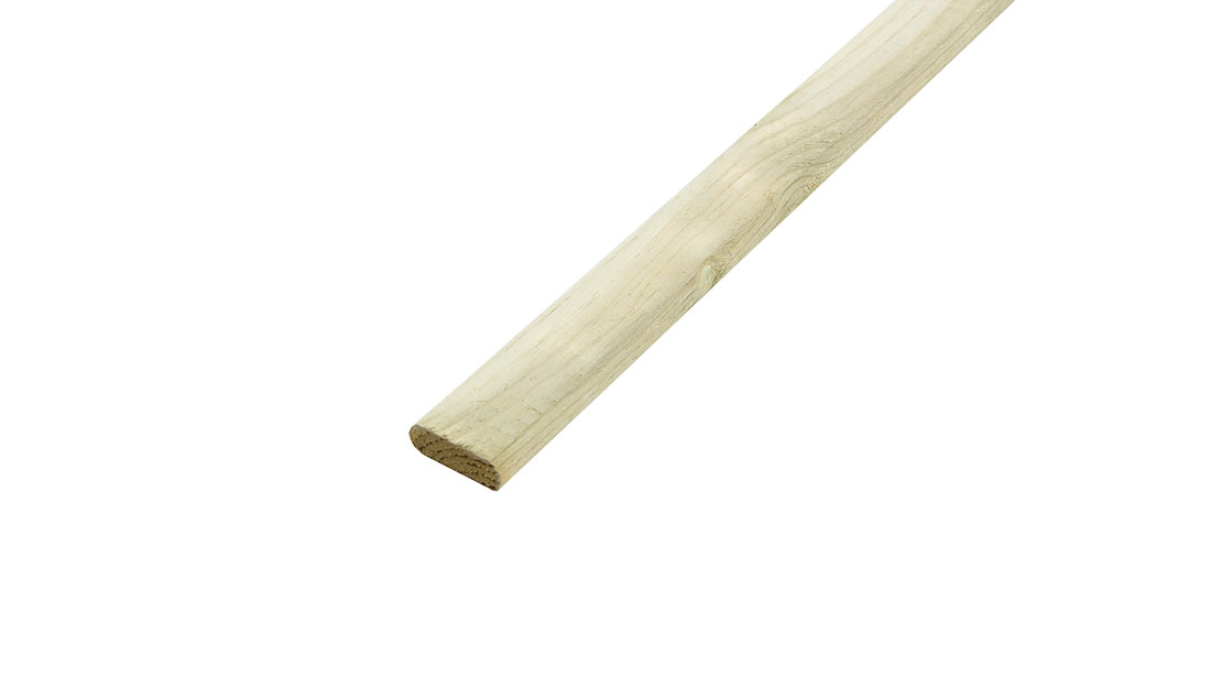 Use the side strip to extend the width of your fence panels to 183cm for a perfect fit with current posts and gravelboards.