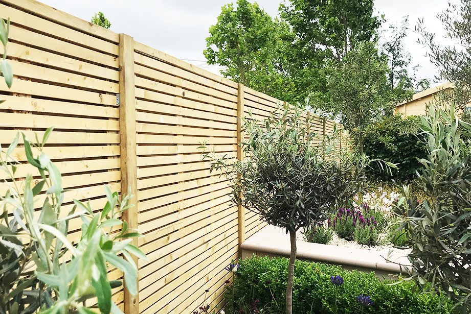 Grange fencing in the limelight at BBC Gardeners' World Live
